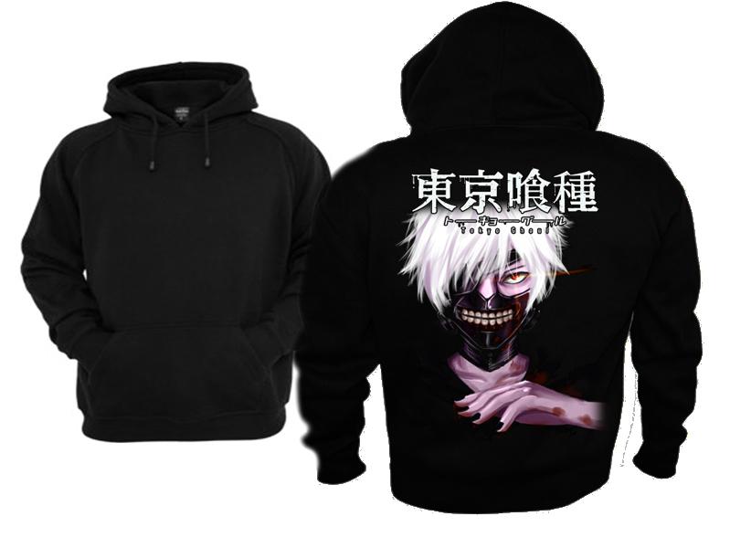 Bluza czarno biała TOKYO GHOUL 6